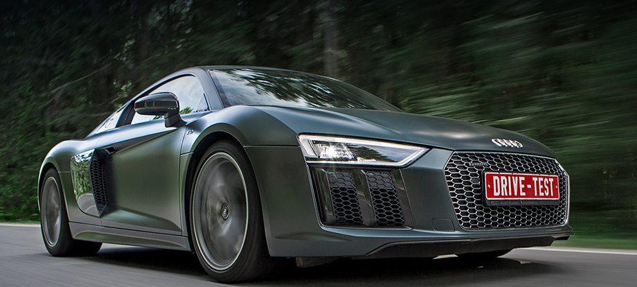 Спорткары Audi R8 попали под отзыв вместе с моделями A4 и A5