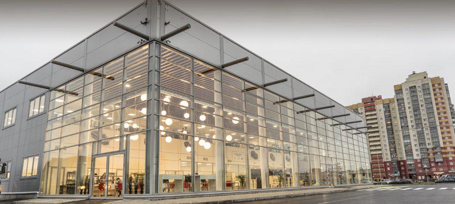 Фирма Nissan возвела инженерный центр в Санкт-Петербурге