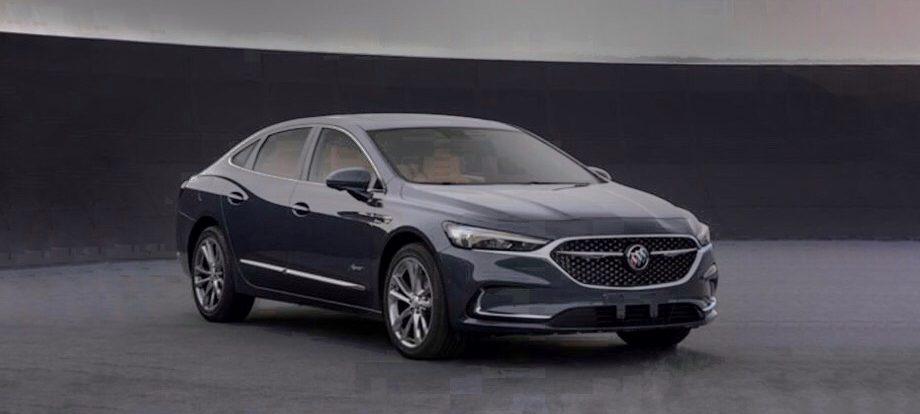 Седан Buick LaCrosse поменяет базовый мотор в Китае