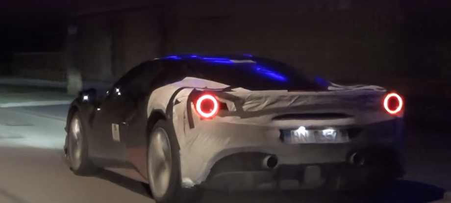 Босс Lamborghini задумался над наследником купе Espada