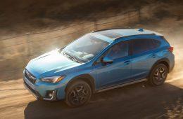 Кроссовер Subaru Crosstrek Hybrid не оправдал ожиданий