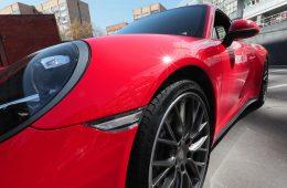Спортивные каршеринговые Porsche уберут из модельного ряда на время зимы