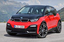 Обновлённый электромобиль BMW i3 для России: цена ниже, батарея больше