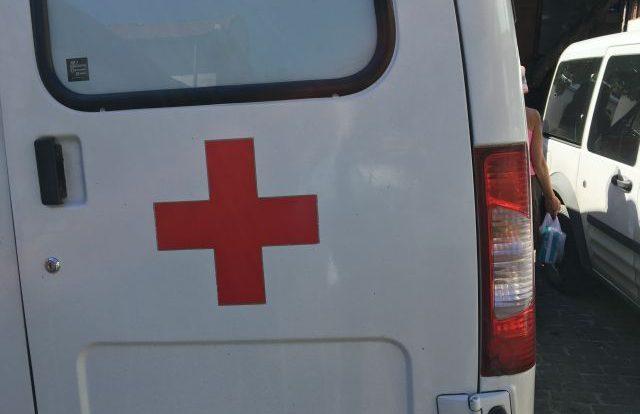 В Смоленске произошло жесткое ДТП у ТРЦ МАКСИ