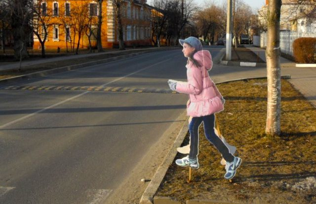 В Смоленске появятся «картонные» дети