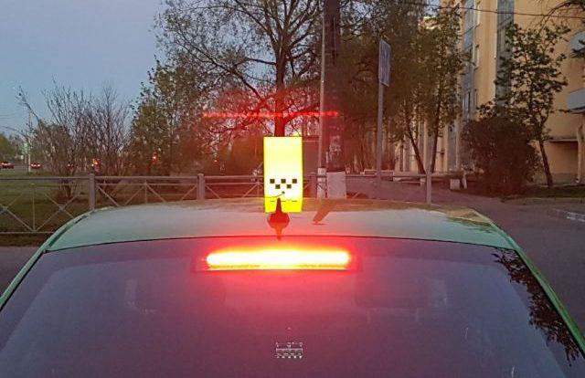 «ВАЗ» и такси столкнулись на улице Дзержинского в Смоленске
