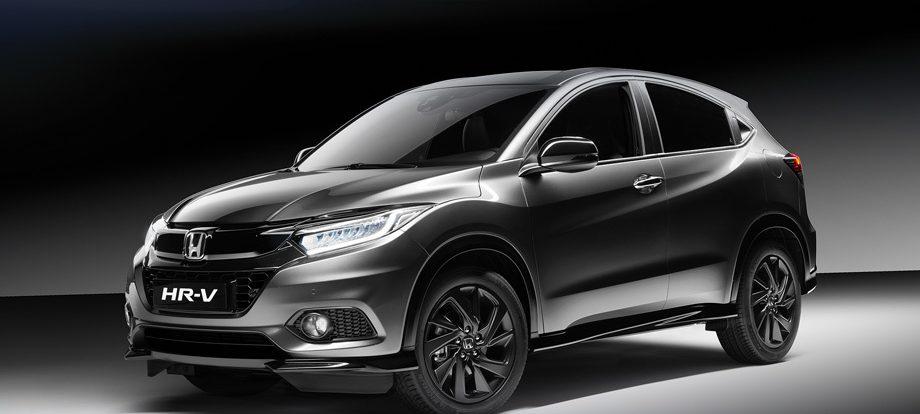 Компакт Honda HR-V в Европе обогатится турбоверсией Sport
