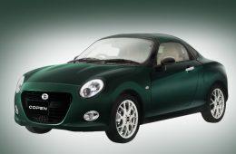 Малыш Daihatsu Copen Coupe стал серийной моделью