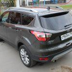 Две модели Ford подорожали в России