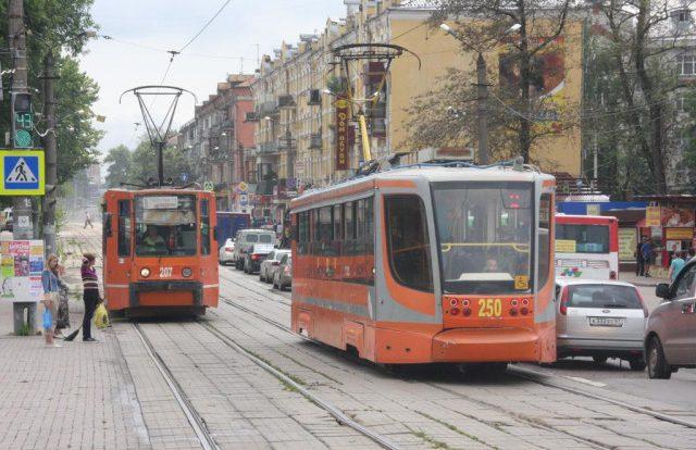 Смоленские трамваи вернулись «на круги своя»