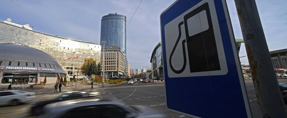 За заправку автомобиля теперь можно платить из Яндекс.Навигатора