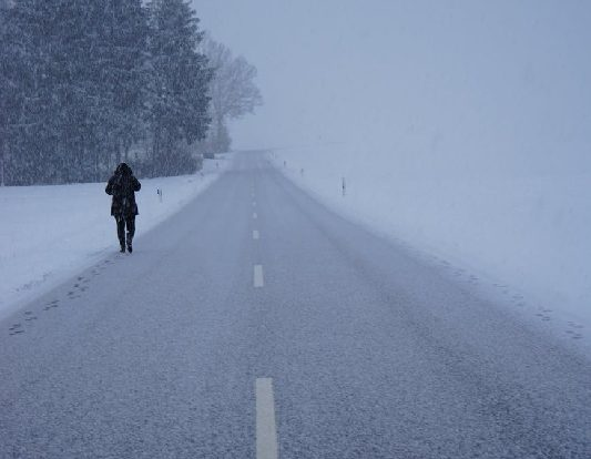 В Смоленской области водитель сбил шедшую по дороге пенсионерку