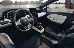 Вот так выглядит новый Renault Clio!