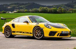 Следующее купе Porsche 911 GT3 RS останется атмосферным