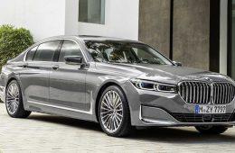 BMW представила обновленный седан 7-Series и назвала цены для РФ