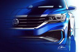 Volkswagen назвал дату премьеры нового Passat