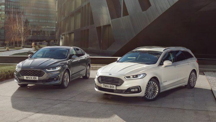 Представлено обновлённое семейство Ford Mondeo