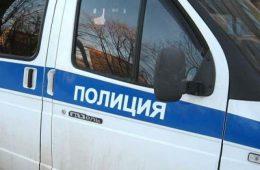 ДТП с автомобилем МВД произошло в Смоленске