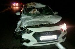 Два человека пострадали в результате ДТП в Смоленской области