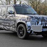 Такого не ждали: салон нового Land Rover Defender оказался с сюрпризом!