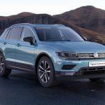 """Российский Volkswagen Tiguan тоже получил """"подключенную"""" спецверсию Connect"""