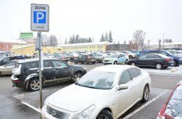 Авария с участием маршрутки в центре Смоленска, образовалась пробка