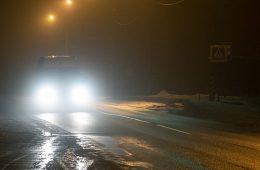 Водитель Kia Rio сбил пешехода в районе Сафонова