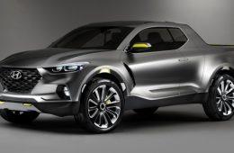 Пикап Hyundai Santa Cruz не будет «матрешкой»