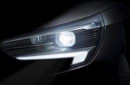 Новый Opel Corsa: первое изображение