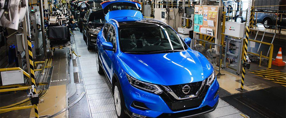 Nissan начал производство обновленного Qashqai в России