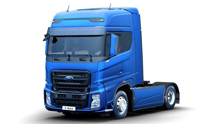 Новый грузовик Ford F-MAX вышел на российский рынок