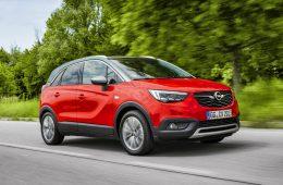Opel начнет продажи кроссоверов в России в этом году