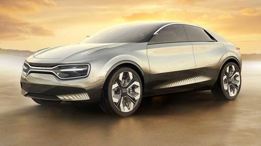 Новый концепт Kia стал «крутейшим троллем» Женевского автосалона