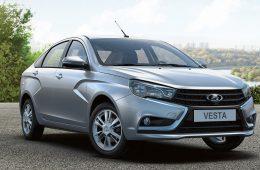 Продажи Lada в Европе выросли почти на четверть