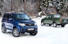 УАЗ снова поднял цены на свои внедорожники