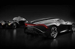 Показан самый дорогой автомобиль в мире — он такой один!