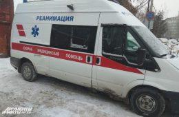 Автомобиль съехал в кювет в Десногорске, пострадал мужчина