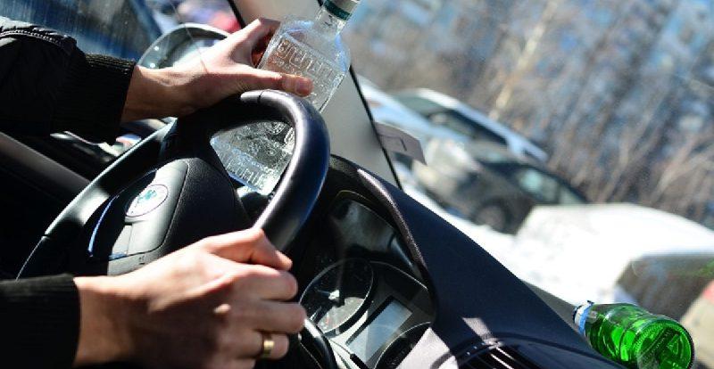 Пьяные смоленские водители стали фигурантами уголовных дел