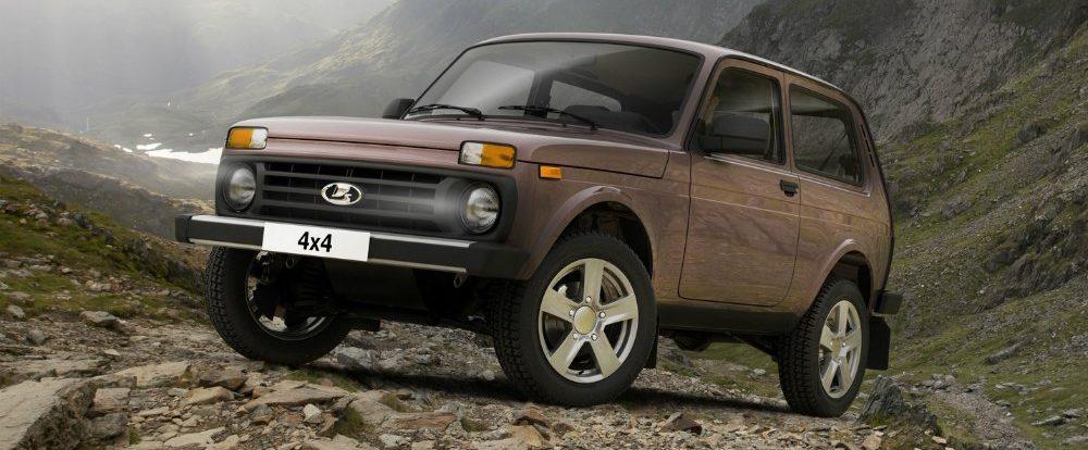 Lada 4×4 получит версию с полностью независимой подвеской