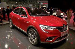 Renault Arkana для России: раскрыты подробности о купе-кроссовере