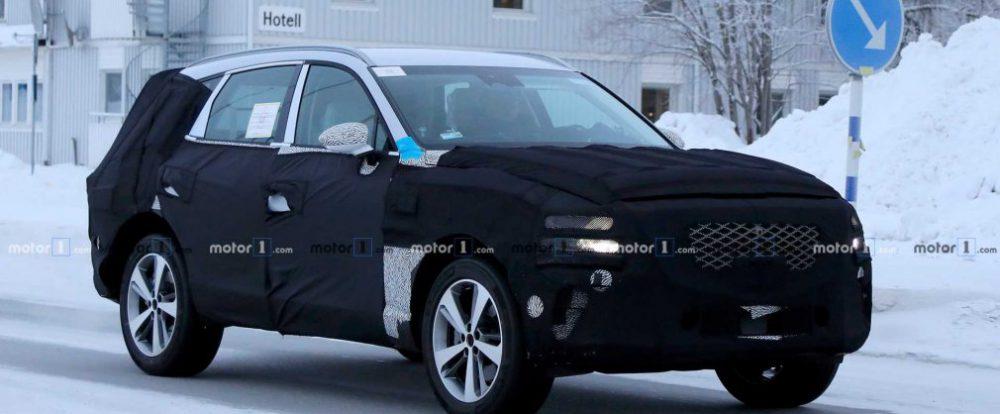 Genesis анонсировал премьеру нового автомобиля в Нью-Йорке