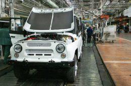 УАЗ откажется от старых моделей внедорожников