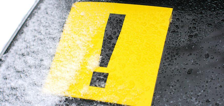 Виновных в ДТП начинающих водителей планируют отправлять на переобучение