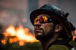 «ВАЗ Калина» сгорел в деревне Верхние Моховичи Смоленской области