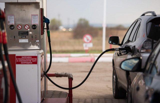 В России застыли цены на топливо. На Смоленщине продолжают расти