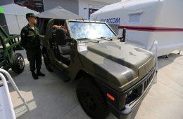 На параде Победы покажут «невидимую» Lada 4×4