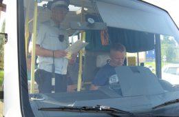 В Смоленске полицейские провели профилактическое мероприятие «Маршрутка»