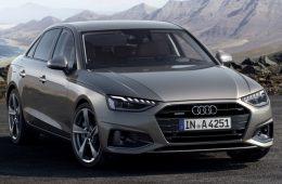 Представлено обновлённое семейство Audi A4