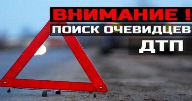 В Смоленской области ищут свидетеля смертельного ДТП