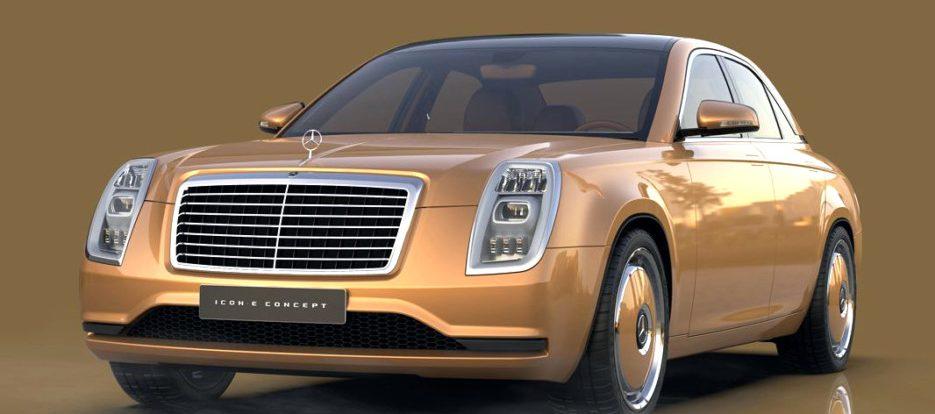 Альтернативный Mercedes-Benz Е-класса: дизайн, о котором мечтают многие